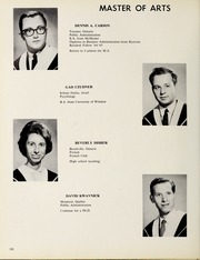 Page 22, 1965 Edition, Carleton University - Yearbook (Ottawa, Ontario Canada) online yearbook collection