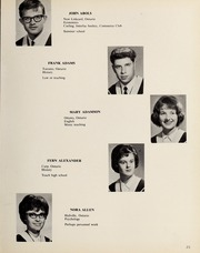 Page 25, 1965 Edition, Carleton University - Yearbook (Ottawa, Ontario Canada) online yearbook collection