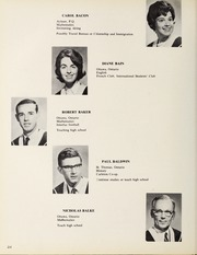 Page 28, 1965 Edition, Carleton University - Yearbook (Ottawa, Ontario Canada) online yearbook collection