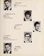 Page 29, 1965 Edition, Carleton University - Yearbook (Ottawa, Ontario Canada) online yearbook collection