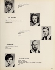 Page 31, 1965 Edition, Carleton University - Yearbook (Ottawa, Ontario Canada) online yearbook collection