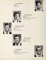 Page 60, 1965 Edition, Carleton University - Yearbook (Ottawa, Ontario Canada) online yearbook collection