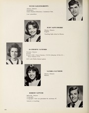 Page 70, 1965 Edition, Carleton University - Yearbook (Ottawa, Ontario Canada) online yearbook collection