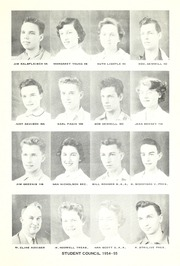 Page 11, 1955 Edition, Orangeville High School - Red and Blue Yearbook (Orangeville, Ontario Canada) online yearbook collection