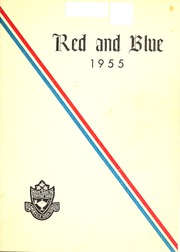 Page 5, 1955 Edition, Orangeville High School - Red and Blue Yearbook (Orangeville, Ontario Canada) online yearbook collection