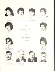 Page 17, 1962 Edition, Orangeville High School - Red and Blue Yearbook (Orangeville, Ontario Canada) online yearbook collection