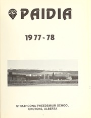 Page 5, 1978 Edition, Strathcona Tweedsmuir School - Paidia Yearbook (Okotoks, Alberta Canada) online yearbook collection