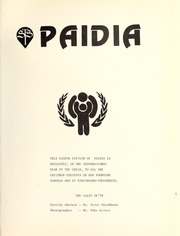 Page 5, 1979 Edition, Strathcona Tweedsmuir School - Paidia Yearbook (Okotoks, Alberta Canada) online yearbook collection