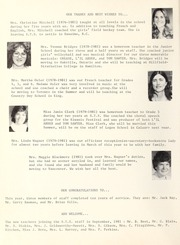 Page 12, 1981 Edition, Strathcona Tweedsmuir School - Paidia Yearbook (Okotoks, Alberta Canada) online yearbook collection