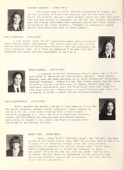 Page 16, 1981 Edition, Strathcona Tweedsmuir School - Paidia Yearbook (Okotoks, Alberta Canada) online yearbook collection