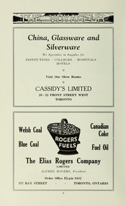 Page 10, 1932 Edition, Pickering College - Voyageur Yearbook (Newmarket, Ontario Canada) online yearbook collection
