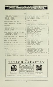 Page 15, 1932 Edition, Pickering College - Voyageur Yearbook (Newmarket, Ontario Canada) online yearbook collection