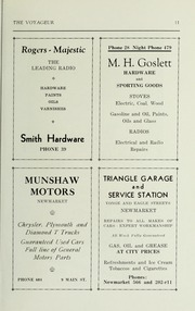 Page 13, 1936 Edition, Pickering College - Voyageur Yearbook (Newmarket, Ontario Canada) online yearbook collection
