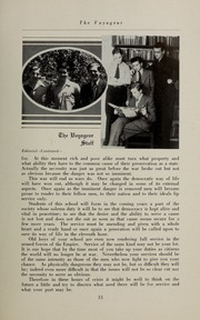 Page 17, 1941 Edition, Pickering College - Voyageur Yearbook (Newmarket, Ontario Canada) online yearbook collection