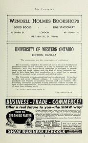 Page 7, 1945 Edition, Pickering College - Voyageur Yearbook (Newmarket, Ontario Canada) online yearbook collection