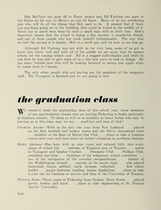 Page 12, 1949 Edition, Pickering College - Voyageur Yearbook (Newmarket, Ontario Canada) online yearbook collection