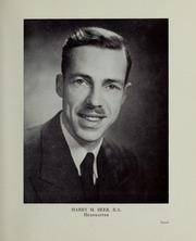 Page 11, 1954 Edition, Pickering College - Voyageur Yearbook (Newmarket, Ontario Canada) online yearbook collection