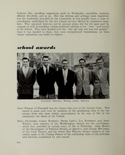 Page 14, 1954 Edition, Pickering College - Voyageur Yearbook (Newmarket, Ontario Canada) online yearbook collection