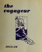 Page 1, 1956 Edition, Pickering College - Voyageur Yearbook (Newmarket, Ontario Canada) online yearbook collection