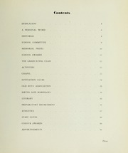 Page 9, 1956 Edition, Pickering College - Voyageur Yearbook (Newmarket, Ontario Canada) online yearbook collection