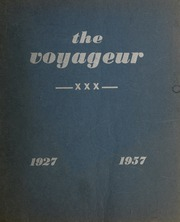 Page 1, 1957 Edition, Pickering College - Voyageur Yearbook (Newmarket, Ontario Canada) online yearbook collection