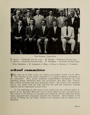 Page 15, 1957 Edition, Pickering College - Voyageur Yearbook (Newmarket, Ontario Canada) online yearbook collection