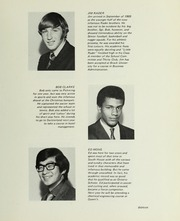 Page 17, 1970 Edition, Pickering College - Voyageur Yearbook (Newmarket, Ontario Canada) online yearbook collection