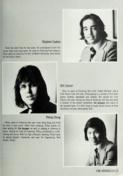 Page 17, 1976 Edition, Pickering College - Voyageur Yearbook (Newmarket, Ontario Canada) online yearbook collection