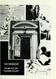 Page 5, 1976 Edition, Pickering College - Voyageur Yearbook (Newmarket, Ontario Canada) online yearbook collection
