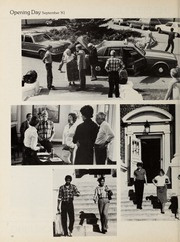 Page 14, 1982 Edition, Pickering College - Voyageur Yearbook (Newmarket, Ontario Canada) online yearbook collection