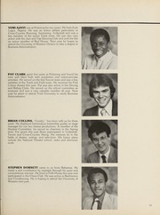 Page 17, 1982 Edition, Pickering College - Voyageur Yearbook (Newmarket, Ontario Canada) online yearbook collection