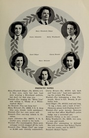 Page 13, 1940 Edition, Riverbend School for Girls - Vox Fluminis Yearbook (Winnipeg, Manitoba Canada) online yearbook collection