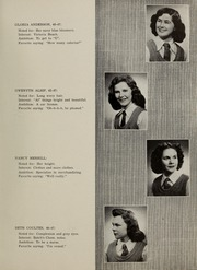 Page 11, 1947 Edition, Riverbend School for Girls - Vox Fluminis Yearbook (Winnipeg, Manitoba Canada) online yearbook collection