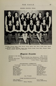Page 11, 1946 Edition, Ruperts Land Girls School - Eagle Yearbook (Winnipeg, Manitoba Canada) online yearbook collection