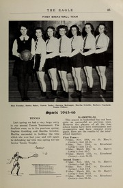 Page 17, 1946 Edition, Ruperts Land Girls School - Eagle Yearbook (Winnipeg, Manitoba Canada) online yearbook collection