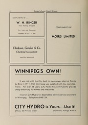Page 8, 1950 Edition, Ruperts Land Girls School - Eagle Yearbook (Winnipeg, Manitoba Canada) online yearbook collection