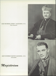 Page 11, 1955 Edition, Junipero Serra High School - El Padre Yearbook (Gardena, CA) online yearbook collection