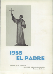 Page 5, 1955 Edition, Junipero Serra High School - El Padre Yearbook (Gardena, CA) online yearbook collection