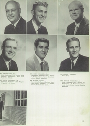 Page 15, 1956 Edition, Junipero Serra High School - El Padre Yearbook (Gardena, CA) online yearbook collection