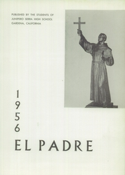 Page 5, 1956 Edition, Junipero Serra High School - El Padre Yearbook (Gardena, CA) online yearbook collection
