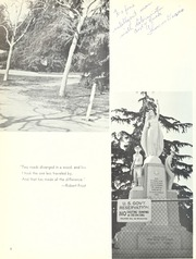 Page 10, 1969 Edition, Junipero Serra High School - El Padre Yearbook (Gardena, CA) online yearbook collection
