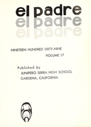 Page 5, 1969 Edition, Junipero Serra High School - El Padre Yearbook (Gardena, CA) online yearbook collection