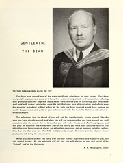 Page 13, 1957 Edition, University of Toronto Engineering Society - Skule Yearbook (Toronto, Ontario Canada) online yearbook collection