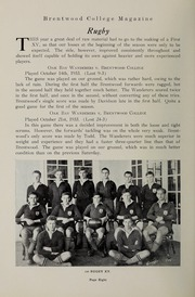Page 10, 1934 Edition, Brentwood College School - Brentonian Yearbook (Mill Bay, British Columbia Canada) online yearbook collection