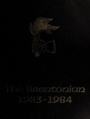 1984 Edition, Brentwood College School - Brentonian Yearbook (Mill Bay, British Columbia Canada)