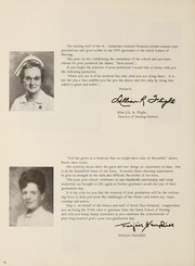 Page 14, 1974 Edition, Mack School of Nursing - Yearbook (St Catherines, Ontario Canada) online yearbook collection
