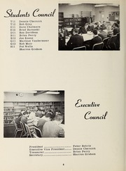 Page 12, 1968 Edition, Durham College - Yearbook (Oshawa, Ontario Canada) online yearbook collection