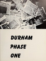 Page 15, 1968 Edition, Durham College - Yearbook (Oshawa, Ontario Canada) online yearbook collection