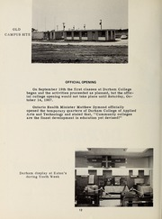 Page 16, 1968 Edition, Durham College - Yearbook (Oshawa, Ontario Canada) online yearbook collection