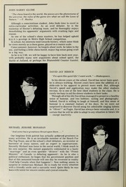 Page 10, 1971 Edition, Halifax Grammar School - Grammarian Yearbook (Halifax, Nova Scotia Canada) online yearbook collection